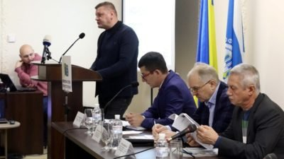 нарада редакторів у Києві