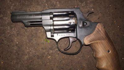 пістолет Дніпро студент