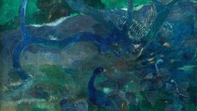 картина Гогена