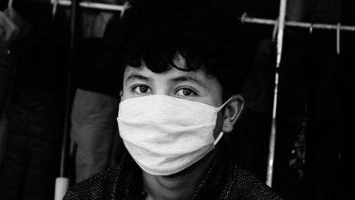 Чи допомагають захисні маски при забрудненому повітрі на вулиці