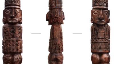 Пачакамакский идол