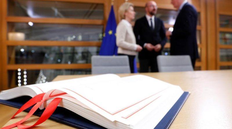 вихід Британії з Євросоюзу