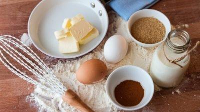 яйца масло