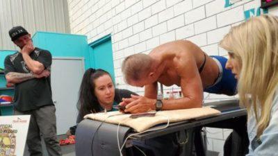 62-летний американец установил мировой рекорд (фото)