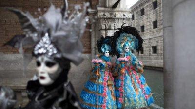 Венеция, Италия, Венецианский карнавал, коронавирус, итальянский регион Венето, вирус, ярмарки, музеи