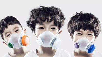 Компания Xiaomi оформила патент на «умную» маску