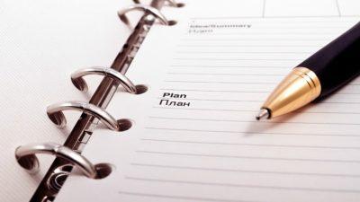 Ежедневник и ручка для письма – так ли это нужно современному человеку?