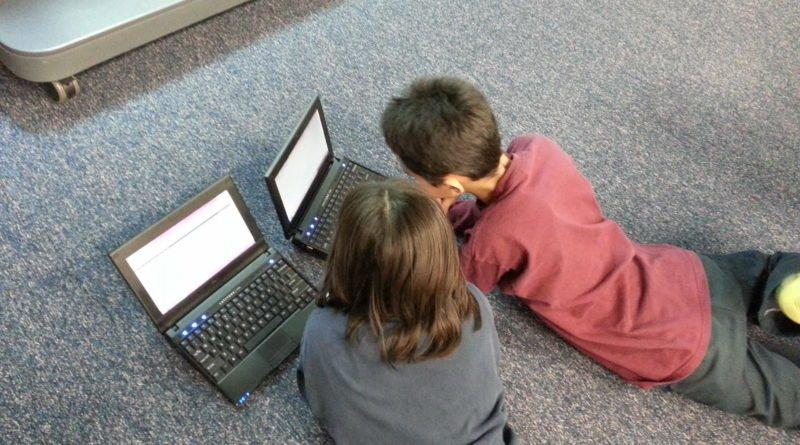дети ноутбук