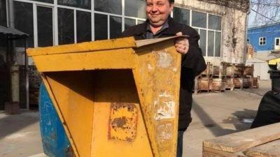 уличный таксофон_Днепр