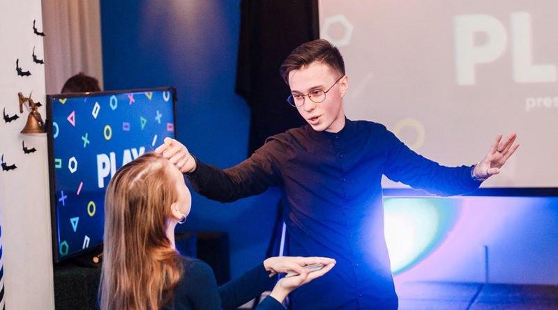 Как иллюзионист из Днепра стал добрым волшебником (Фото)