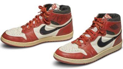кроссовки Джордана