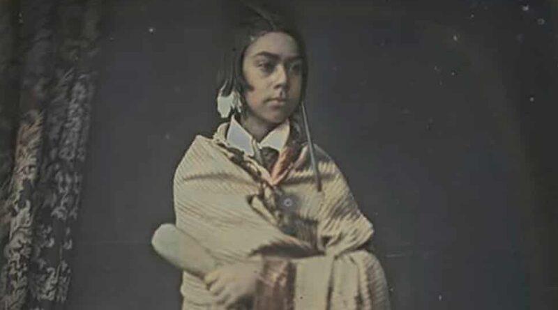 старейшее фото аборигена