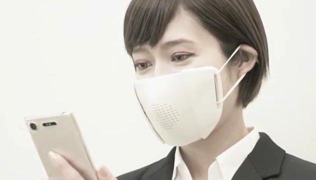 маска-переводчик_Япония