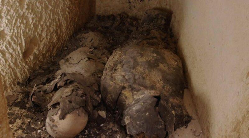 мумии_Египет