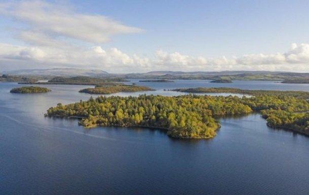 остров в Шотландии