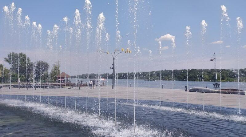 погода фонтан