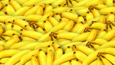 Чотири корисні властивості бананів для організму
