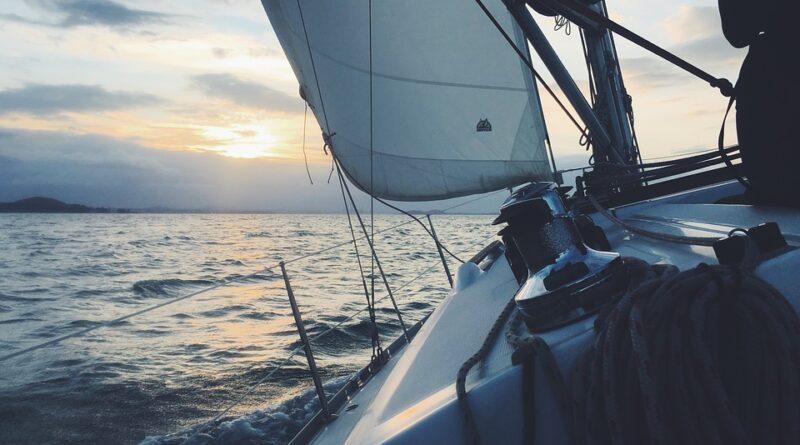 парус лодка pixabay