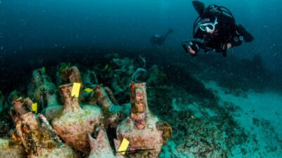 подводный музей_Греция
