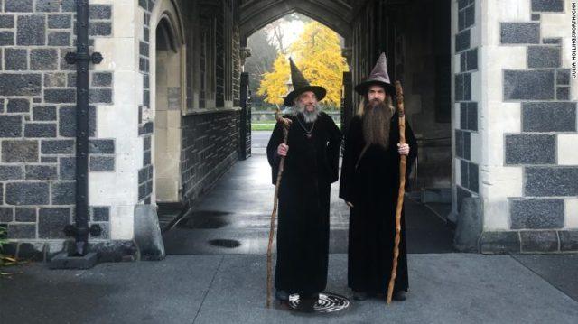 волшебник_Новая Зеландия