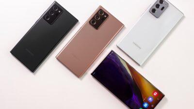 Galaxy Note 20 Ultra: основное о новой модели от Samsung