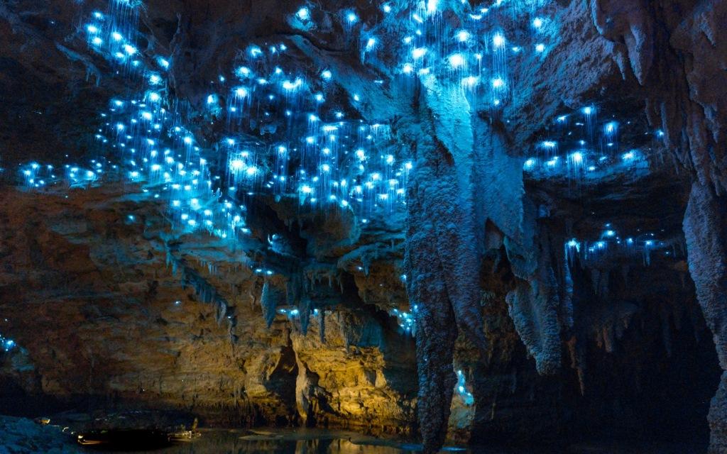 Зірки в печері