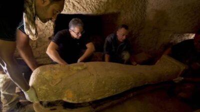 захоронение в Египте