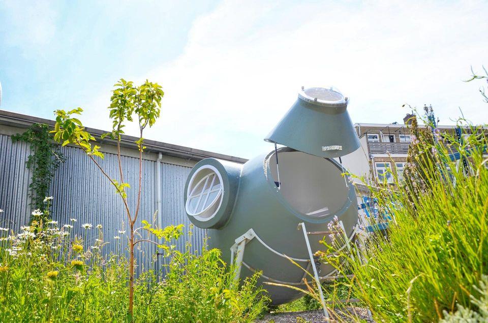 зернохранилища Нидерланды 1