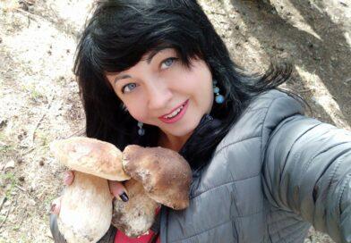 Оксана Живага: «Сбор грибов  — хобби, которое объединяет семью» (Фото)