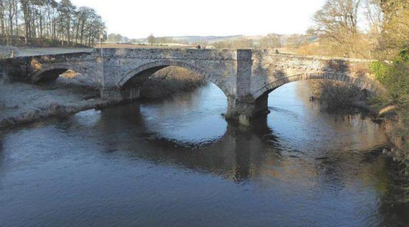 королевский мост_Шотландия