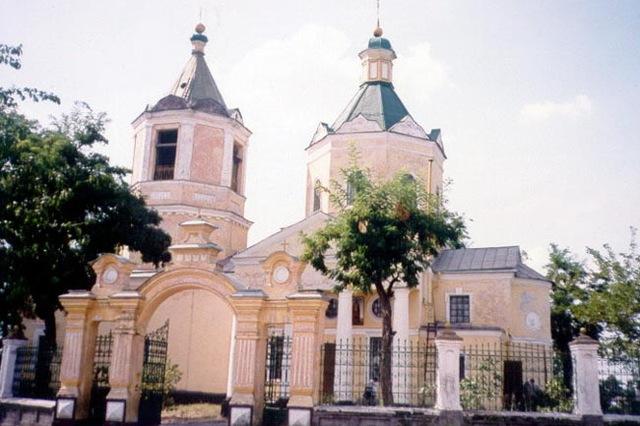 Свято-Николаевский храм_Днепр