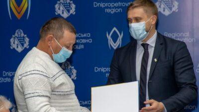 аграрії Дніпропетровщини