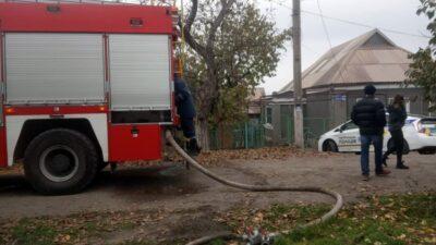 пожежа у Кривому Розі