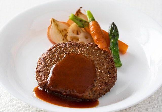 рослинне м'ясо