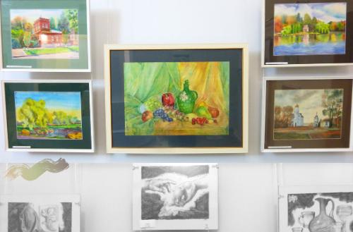 виставка у Будинку мистецтв_Дніпро