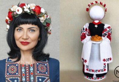 Майстриня з Дніпропетровщини виготовляє яскраві ляльки-мотанки (фото)