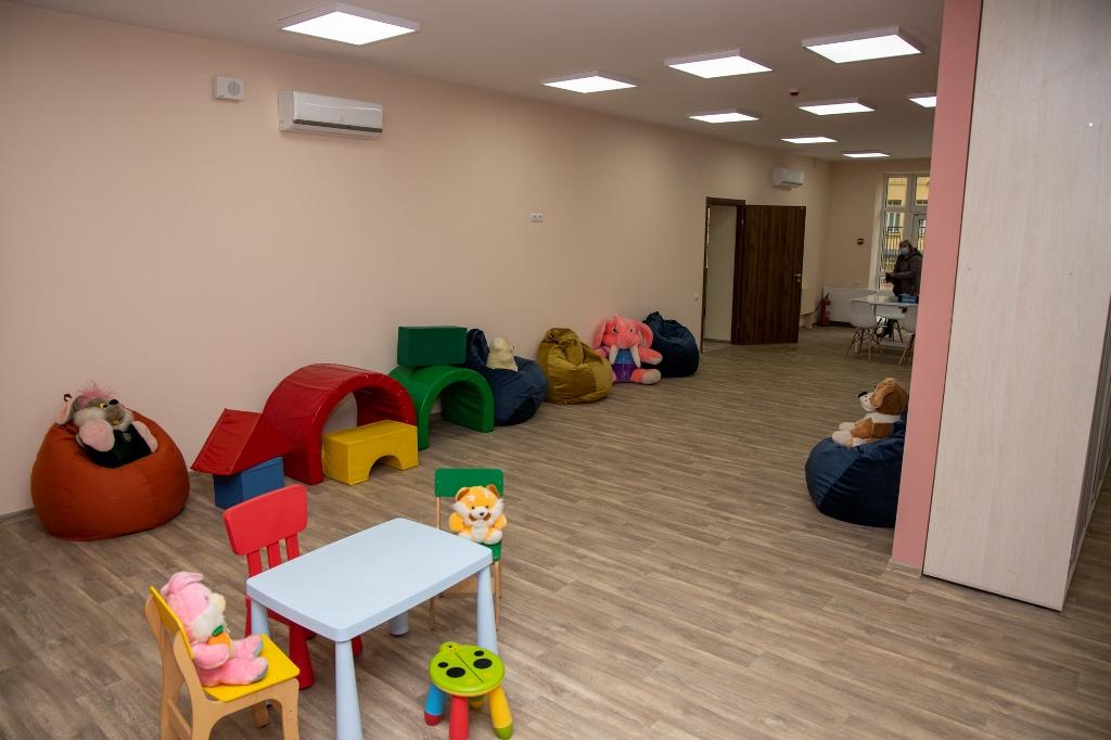 будинок для дітей-сирот_Покров
