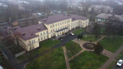 детская больница_Никополь