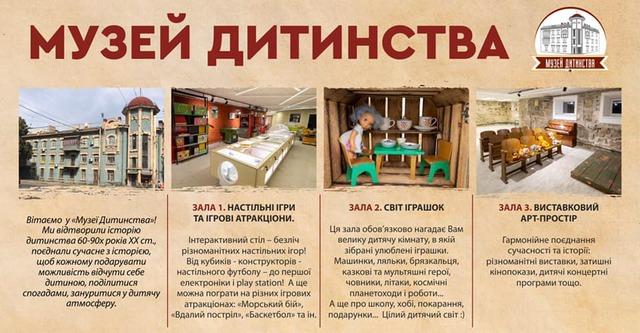 Музей детства_Днепр