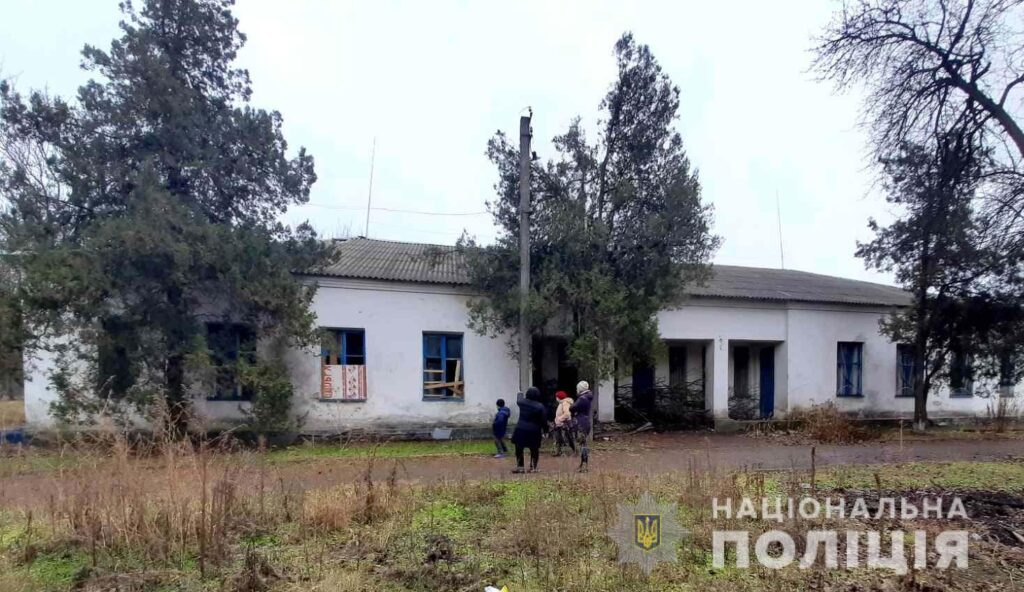 обікрали храм в Верхньодніпровську