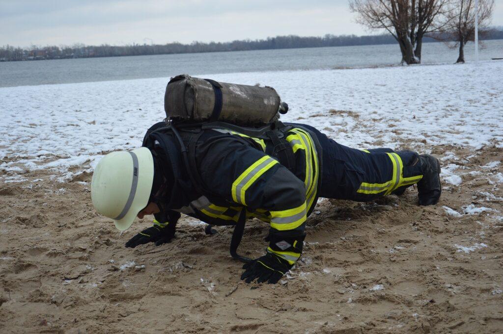 рятувальники Дніпропетровщини