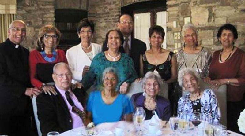 самая возрастная семья в мире