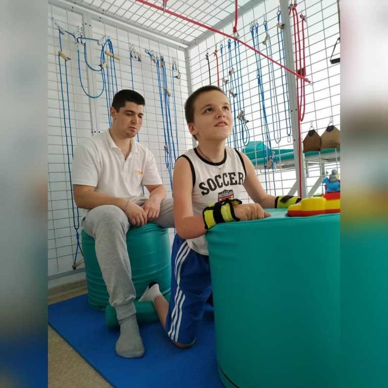 центр для дітей_Підгородне