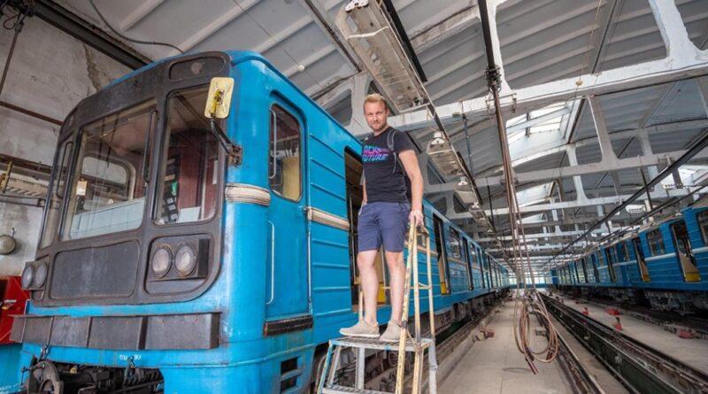Артем Костюк: «Мы хотим, чтобы жители Днепра гордились нашим метрополитеном»