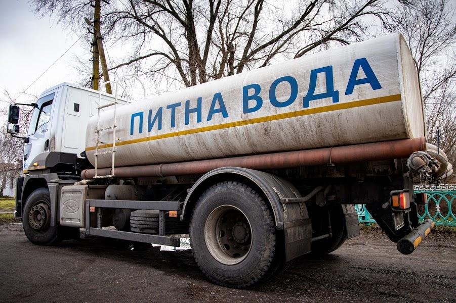 Никопольский район_водоснабжение