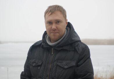 Житель Дніпра першим у місті почав проводити екскурсії українською