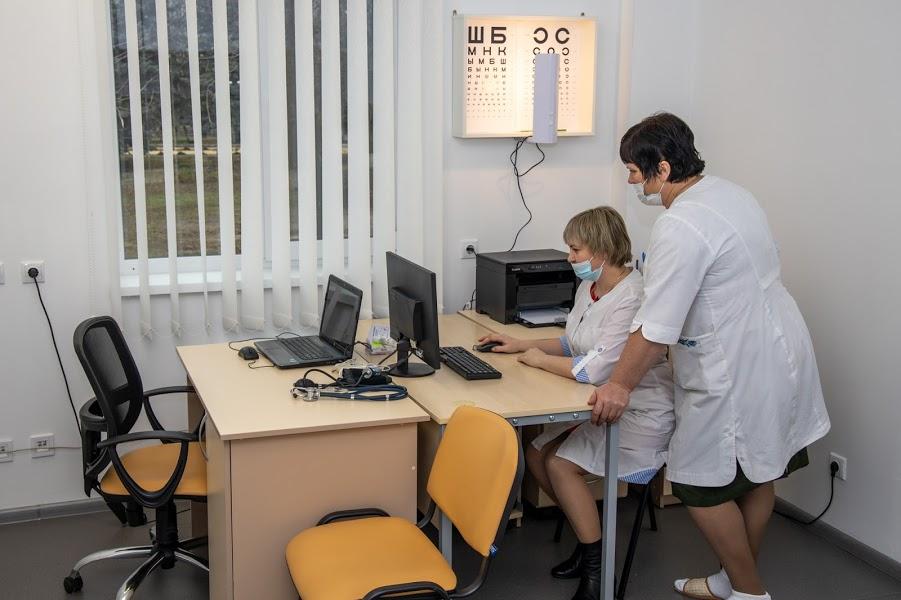 амбулатория в Юрьевке