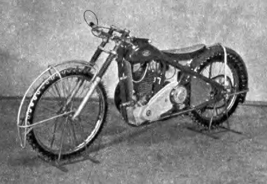 гоночный мотоцикл_Днепр