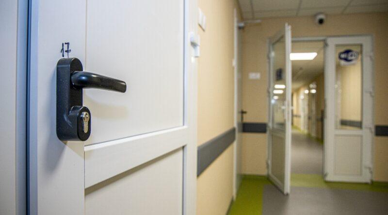 приемное отделение_больница Мечникова