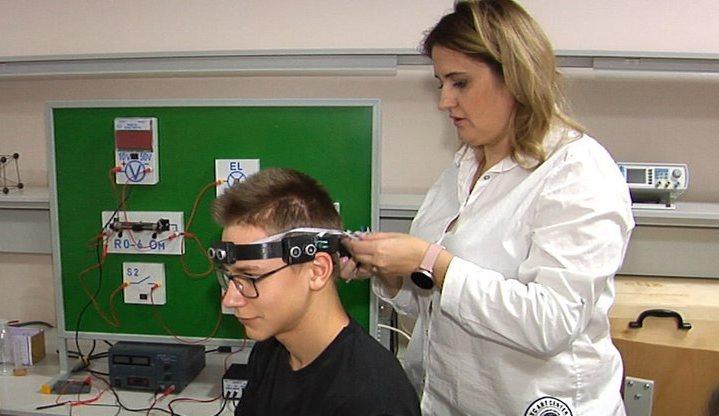 пристрій для людей з вадами зору